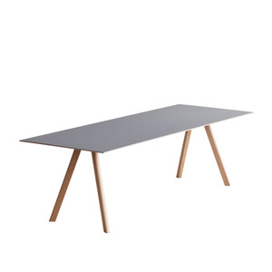 COPENHAGUE TABLE CPH30 L 250 * D 90 * H 74 cm  주문 후 3개월 소요