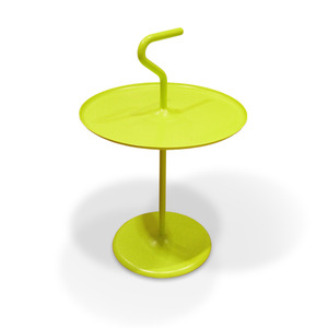 PIK Side Table New Yellow 피크 사이드테이블 뉴옐로우