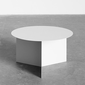 Slit Table, Round XL 2 colors