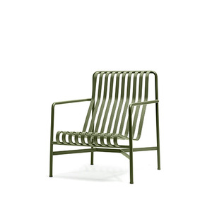 Palissade lounge chair high4 colors