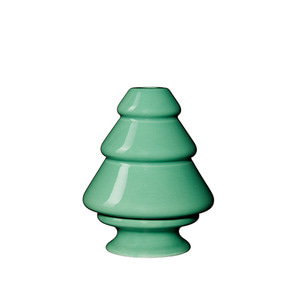Avvento Candlestick Green Medium H125