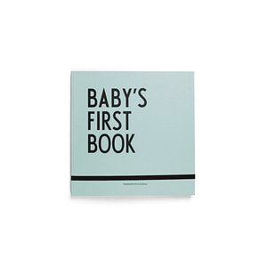 Baby's First Book (boy)