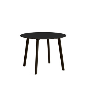 Copenhague DEUX CPH220 Table  Stained Beech Frame  Ø98 x H73 cm  4colors