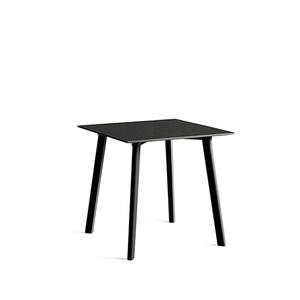 Copenhague DEUX CPH210 Table  Stained Beech Frame L75 X W75 X H73 cm  4colors