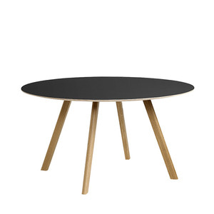 COPENHAGUE ROUND TABLE CPH25 Ø140 x H 74 cm 7 colors