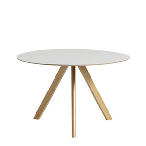 COPENHAGUE ROUND TABLE CPH20 Ø120 x H 74 cm