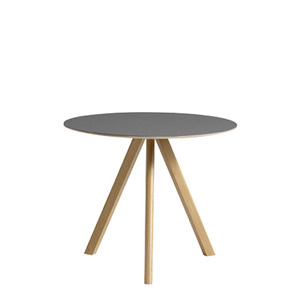 COPENHAGUE ROUND TABLE CPH20 Ø 90 x H 74 cm
