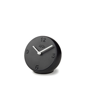 Ora Table Clock black