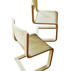 C6 Minimal Cafe Chair