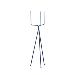 Plant Stand Low Blue