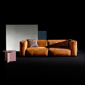 MAGS Soft Sofa Module Silk Leather