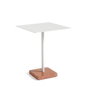 Terrazzo Table  Light grey square top 주문 후 2개월 소요