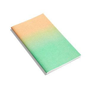 Horizon notebook medium 4 colors