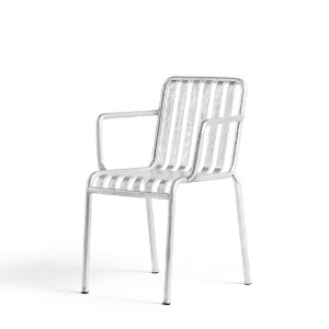 Palissade Arm Chair Hot Galvanized 8월 입고예정