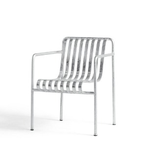 Palissade Dining ArmChair Hot Galvanized 8월 입고예정