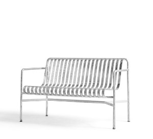 Palissade Dining Bench Hot Galvanized 8월 입고예정