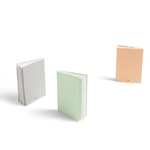 Mono notebook  3 colors