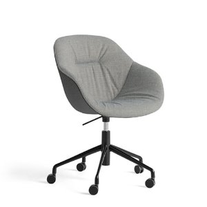 About A Chair AAC153 Soft Duo HAL#116+RMX#133/Black Swivel