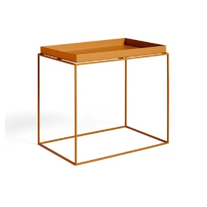 Tray Table-Side Table Rect. Toffee
