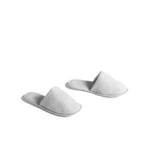 Waffle Slippers Grey