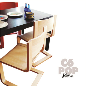 C6_pop DIning Table Set ver.2