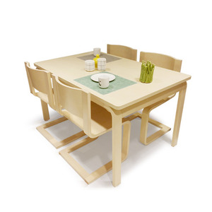 NC6 Dining Table Set
